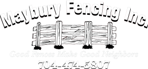 Maybury Fencing